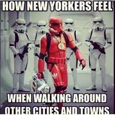 Funniest Memes Of 2015: How New Yorkers feel when walking around ... via Relatably.com