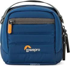 <b>Чехол Lowepro Tahoe CS</b> 80, LP37066-0WW, синий — купить в ...