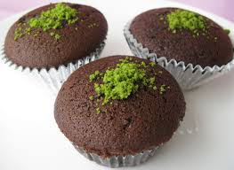 Kakaolu Muffin tarifi yapılışı