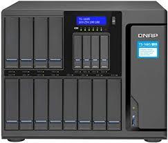 <b>QNAP TS</b>-<b>1685</b>-<b>D1531</b>-<b>16G</b>-US 12 (+4) Bay High-Capacity iSCSI