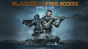 Official Call of Duty®: Black Ops 4 – April Free Access Blackout ...