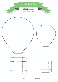 we love these cute hot air balloons see how to make them on the we love these cute hot air balloons see how to make them on the website our template maacutes