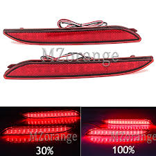 MZORANGE <b>2PCS Tail light</b> for KIA FORTE 2014 LED Tail Rear ...
