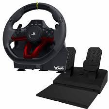 <b>HORI</b> Wireless <b>Racing Wheel APEX</b> for PlayStation 4 - EB Games ...