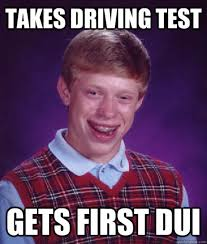 Bad Luck Brian | Know Your Meme via Relatably.com