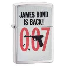 <b>Зажигалки Zippo</b> (Зиппо) 007 <b>James</b> Bond