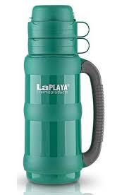 <b>Термос LaPlaya Traditional 35-100</b> со стеклянной колбой 1 л dark ...