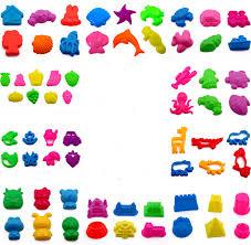 Play Dough <b>Plasticine Mold Tools Set</b> Kit Sand Begin Kids Baby ...