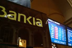 Resultado de imagen de ACCIONES BANKIA IMAGENES
