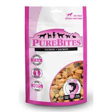 <b>PureBites Salmon Dog</b> Treats, 2.47 oz. | Petco