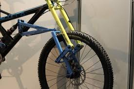 Spotted in the corner of Interbike was this <b>29er</b> with <b>7</b>″ of Treveler ...