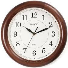 <b>Часы Apeyron WD</b> 01.002, дуб, дерево, плавн. xод, круг купить по ...