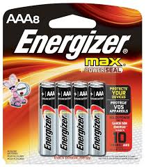 <b>Батарейка Energizer</b> Max+<b>Power</b> Seal AAA/LR03 — купить по ...
