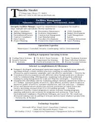 resume samples professional facilities manager resume sample resume samples professional facilities manager resume sample