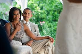 barack obama wrote powerful essay for glamour about feminism barack obama and michelle obama photo