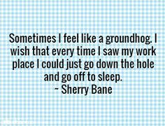 Groundhog Day Quotes on Pinterest | Groundhog Day, Quote and Eagles via Relatably.com