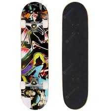 Fashion PRO Print Wood board And PU <b>wheels</b> Complete Deck ...