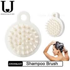 Jordan Judy Shampoo Brush Handheld TPE Scalp Shampoo ...