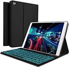 YEKBEE <b>iPad</b> Keyboard Case <b>for New</b> 2018 <b>iPad</b>, <b>2017 iPad</b>, <b>iPad</b> ...
