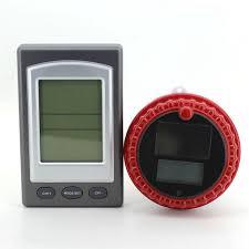 2018 <b>Professional Wireless Swim Pool</b> Solar Thermometer <b>Digital</b> ...