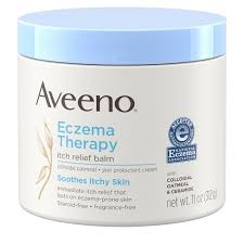 Aveeno <b>Eczema Therapy</b> Itch Relief Balm With Colloidal Oatmeal ...