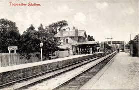 Towcester railway station