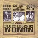 Pye Blues Legends in London