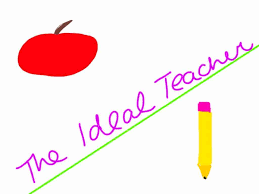 words essay on an ideal teacher the ideal teacher by ellie m