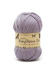 <b>Пряжа</b> для вязания <b>Baby</b> Alpaca Silk, 3 шт <b>Drops</b> Design 9851378 ...