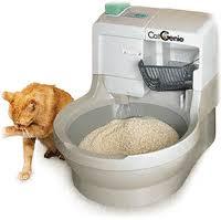 automatic cat litter box cat litter box