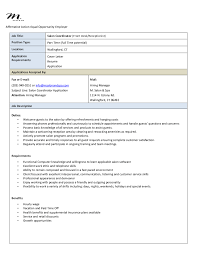 job description how to write a job description templates receptionist job description 03