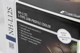 Обзор процессорного <b>кулера Noctua NH</b>-<b>L12S</b>