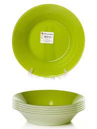 <b>Набор суповых тарелок</b> 220 мм, 6 шт. Pasabahce 11665648 в ...