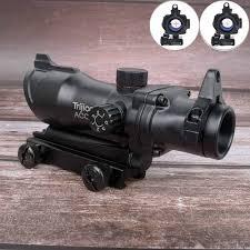 <b>ACOG 1X32 Red Dot Sight Optical</b> Rifle <b>Scopes ACOG Red Dot</b> ...