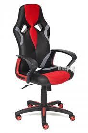 <b>Компьютерное кресло TetChair Runner</b> Black-Red 36-6/tw08/tw-12