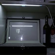Dimmable 6W <b>DC 5V</b> USB LED <b>Touch</b> Sensor Light Kitchen Cabinet ...