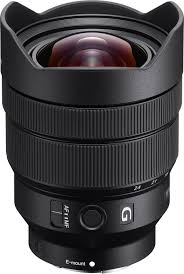 <b>Sony FE 12-24mm f/4</b> G Ultra-wide-angle Zoom Lens for E-mount ...