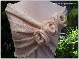 Summer Rose Capelet pattern by Louise Fitzpatrick - Ravelry