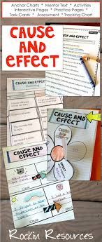 ideas about cause and effect activities cause 1000 ideas about cause and effect activities cause and effect close reading strategies and reading anchor charts