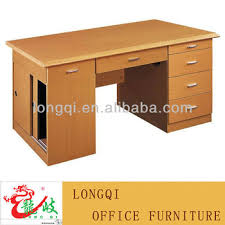 modern mdf wooden office computer table bedroom computer desk buy office computer desk