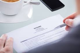 5 tips on the header personal information for your resume tips resume