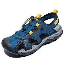 RAX Men's Hiking Sports Sandals Closed Toe ... - Amazon.com
