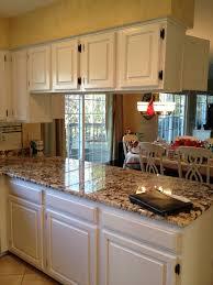 bahia granite kitchen pearl