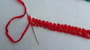 <b>Chinese Knot</b> stitch, basic hand <b>embroidery</b> tutorial - YouTube