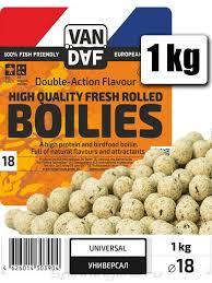 <b>Бойлы Van Daf</b> Classic Универсал 18мм 1кг, арт. VD-044 – купить ...