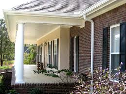 Country House Plan Front Porch Photo Plan D    House Plans    Country House Plan Front Porch Photo D