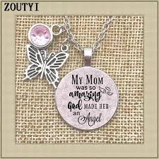 <b>To commemorate the mother</b> necklace, my mother is so amazing ...