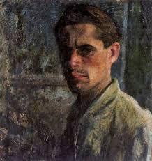 Mario Sironi - Autoritratto - Mario-Sironi-Self-Portrait-S