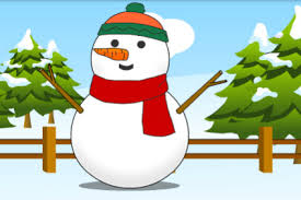 The <b>snowman</b> | LearnEnglish Kids | British Council