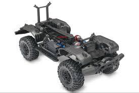 <b>Радиоуправляемая</b> машина <b>TRAXXAS TRX</b>-<b>4</b> 1:10 4WD Crawler KIT